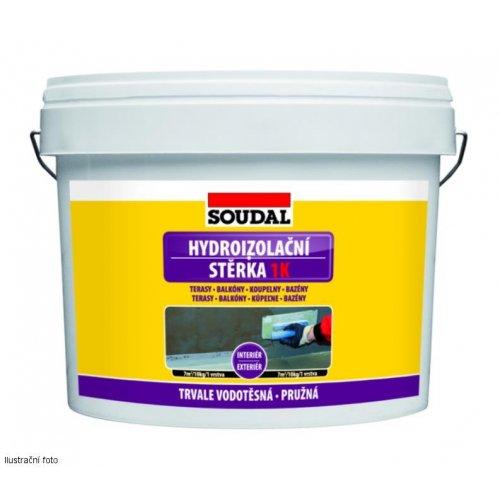 Hydroizolační stěrka 10 kg Soudal 1510310