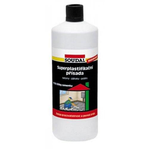 Superplastifikační přísada Soudaplast 5 l Soudal 1533100