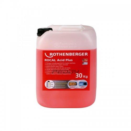 Odvápňovací chemie 30 kg ROTHENBERGER ROCAL Acid Multi