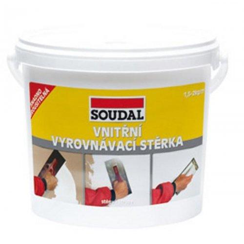 Vnitřní vyrovnávací stěrka bílá 30 kg Soulad 1515500