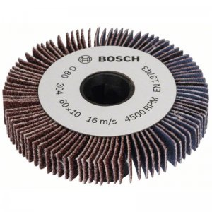 Lamelový brusný váleček 60mm, Z 80 Bosch 1600A0014V