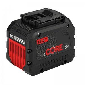 Akumulátor 18V 12,0Ah Bosch ProCORE Li-Ion 1.600.A01.6GU