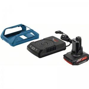 Startovací sada akumulátoru Bosch GBA 12V 2,5Ah Professional + nabíječka GAL 1830 W Wireless charging 1600A00J0F
