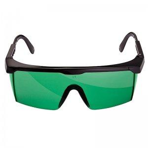 Brýle Bosch pro lepší viditelnost laserového paprsku zelené