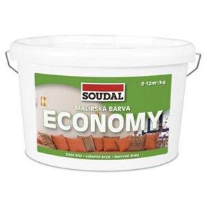 Malířská barva Economy bílá 15 kg Soudal 1600015