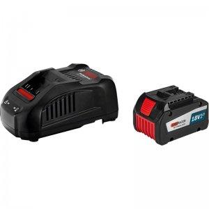 Set akumulátorů Bosch GBA 2x18V 6,3Ah Professional + nabíječka GAL 1880 CV 1600A00R1E