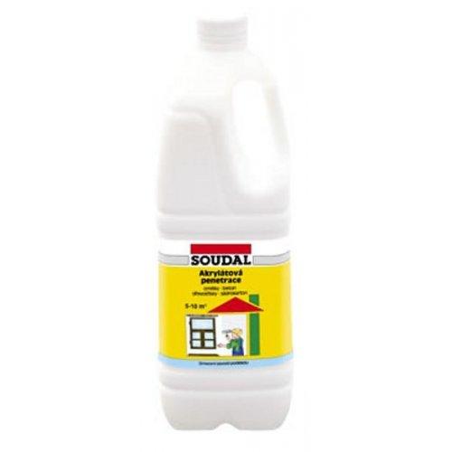 Akrylátová penetrace bílá 10 l Soulad 1750300