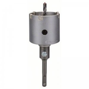 3dílná sada dutých vrtacích korunek, SDS-plus 68 x 60 mm Bosch 2608550064