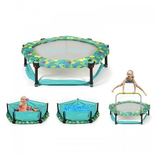 Trampolína Marimex 4v1 Frogs 100 cm 190000672