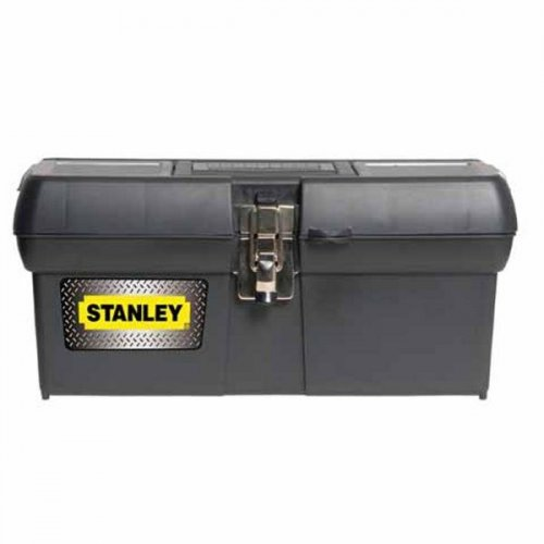 """Box na nářadí s kovovými přezkami 16"""" Stanley 1-94-857"""