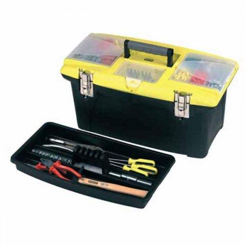 Box na nářadí Jumbo s kovovými přezkami Stanley 1-92-908