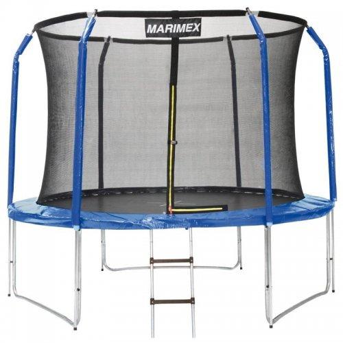 Trampolína Marimex 305 cm + vnitřní ochranná síť + schůdky 19000049