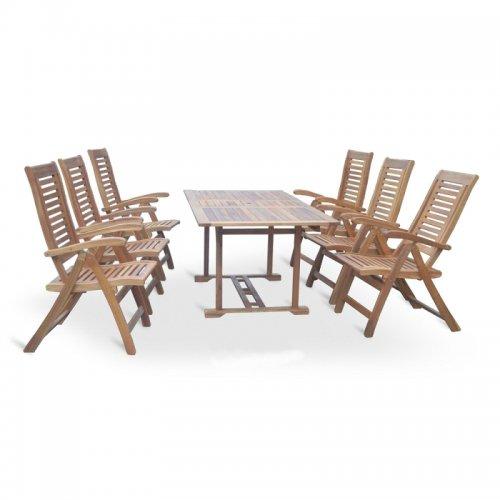 Zahradní stůl VeGA King