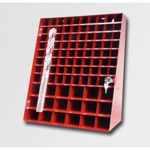 Skříňka s 940 vrtáky HSS 338 RUKO RU2052081