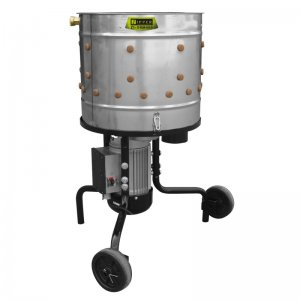 Stroj na škubání zvěře ZIPPER ZI-GRM400