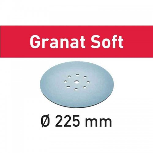 Brusné kotouče FESTOOL STF D225 P150 GR S/25 Granat Soft 204224