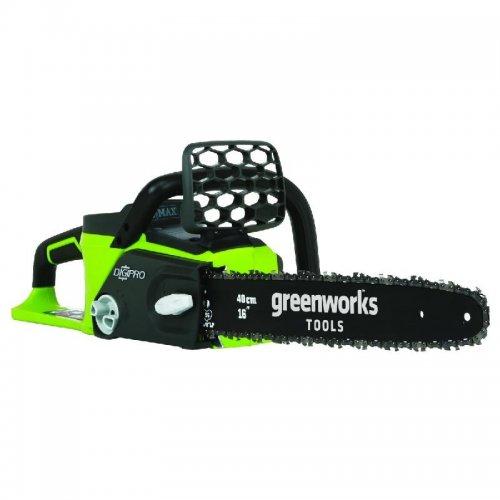 Aku řetězová pila s indukčním motorem Greenworks GWCS 4040 i