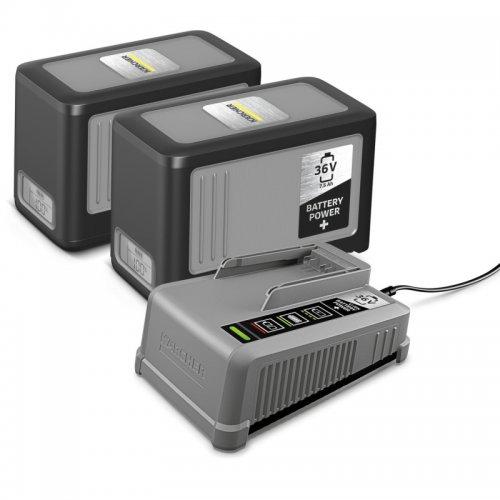 Starter kit Kärcher Battery Power+ 36/75