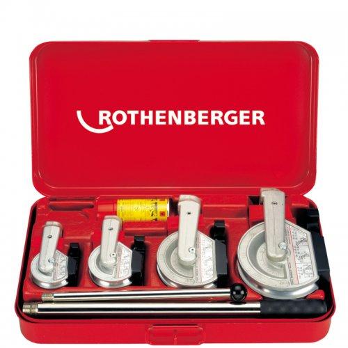 Univezální ruční ohýbačka 12-18 mm Cu i nerezových trubek ROTHENBERGER ROBEND H+W Plus