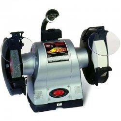 Dvoukotoučová bruska na nástroje PROMA BKL-2000