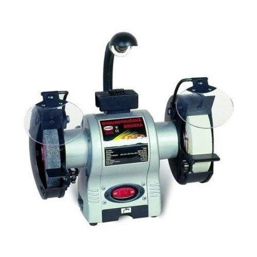 Dvoukotoučová bruska na nástroje PROMA BKL-1500