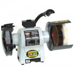 Dvoukotoučová bruska / leštička PROMA MBKL-1500L