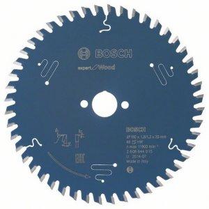 Pilový kotouč pro okružní pily Expert for Wood 220 x 30 x 2,6 mm, 48 Bosch 2608644088