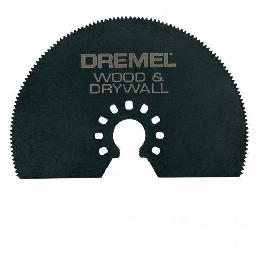 Pilový list na dřevo asádrokarton Dremel M450