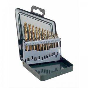 13 dílná sada titanových vrtáků do kovu HSS-R Bosch 2607019436