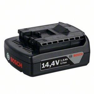 Zásuvný akumulátor GBA 14,4V 1,5Ah 1,5 Ah Li Ion Bosch Professional 2607336800