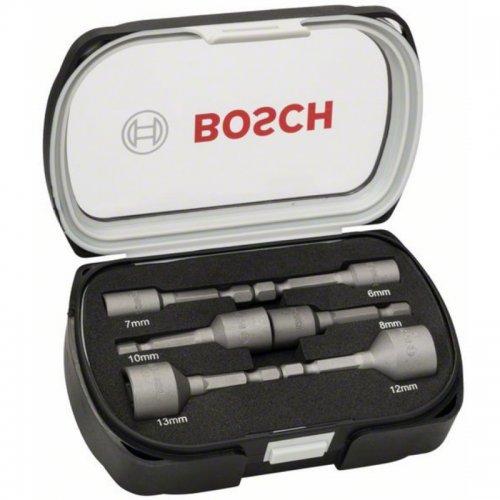 6dílná sada nástrčných klíčů Bosch 2608551079