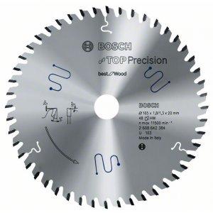 Pilový kotouč do okružních pil Top Precision Best for Multi Material 165 x 20 x 1,8 mm, 48 Bosch
