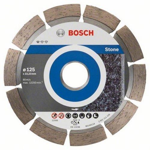 Diamantový dělicí kotouč 10ks Standard for Stone 230 x 22,23 x 2,3 x 10 mm Bosch 2608603238