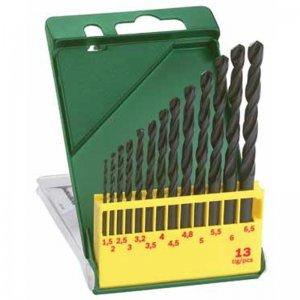 13 dílná sada vrtáků do kovu HSS-R Bosch 2607019441