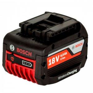 Zásuvný akumulátor 18V 4,0Ah Li-Ion Wireless Charging Bosch Professional 2607336724