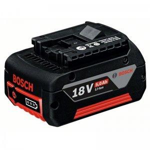Zásuvný akumulátor GBA 18V 5,0Ah Li Ion Bosch Professional 2607337070