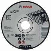 Dělicí kotouč rovný na nerez Best for Inox A 46 V INOX BF, 125 mm, 1,5 mm Bosch 2608603496
