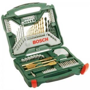 70 dílná sada X-Line titan Bosch 2607019329
