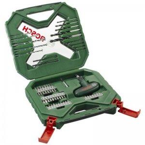 54 dílná sada vrtáků a šroubovacích bitů X-Line Classic Bosch 2607010610