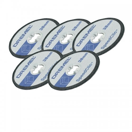SpeedClic - řezný kotouček na plast Dremel SC476
