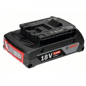 Zásuvný akumulátor GBA 18V 2,0Ah Li Ion Bosch Professional 2607336906