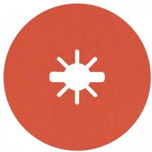 Fíbrový kotouč X-LOCK Prisma Ceramic , R782 Inox 125x22.23 mm, G80, 25ks 2608621826
