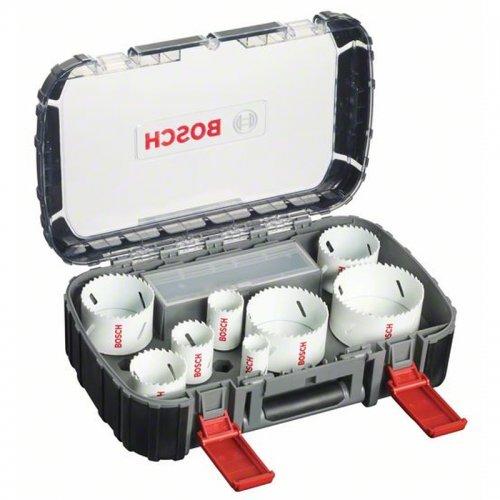 9dílná sada děrovek pro elektrikáře Progressor Bosch 2608580880