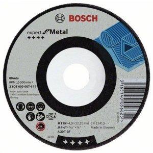 Hrubovací kotouč lomený - kov A 30 T BF, 150 mm, 22,23 mm, 6 mm Bosch