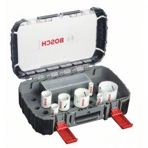 10dílná sada univerzálních děrovek Progressor Bosch 2608580872