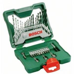Univerzální sada vrtáků a bitů 33dílná Bosch X-Line 2607019325
