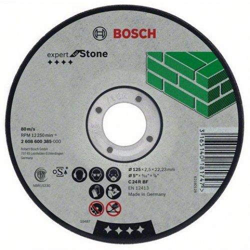 Dělicí kotouč lomený na kámen Expert for Stone C 24 R BF, 150 mm, 22,23 mm, 2,5 mm Bosch 2608600383