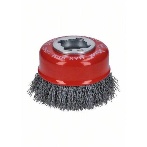 Hrncový kartáč Clean for Metal 125mm Bosch X-LOCK 2608620725