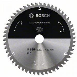 Pilový kotouč 184×2/1,5×16 T56 Standard for Aluminium Bosch 2608837763