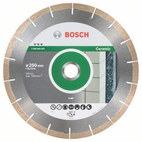 Diamantový dělicí kotouč Best for Ceramic and Stone 250 x 25,40 x 1,8 x 10 mm Bosch 2608603601